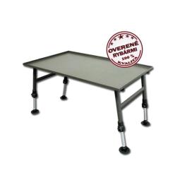 Veľký stolík do bivaku XXXL D80 x S50 x V33-50cm