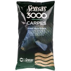 Kŕmenie 3000 Carpes Fine Mouture (kapor-jemný) 1kg