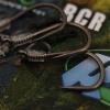 Gardner Háčiky bez protihrotu Rigga (BCR) Hooks Barbless