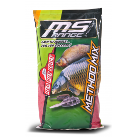 MS Range Method Mix Red Hot Spicy 1kg