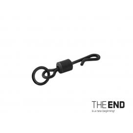 Delphin Obratlík The End Quick change ring veľ.4 10ks