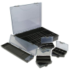 NGT Organizér Deluxe Storage Box 7 + 1 Black