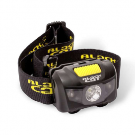 Black Cat čelovka Head Lamp 150 Lumens