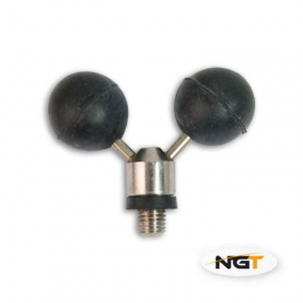 NGT rohatinky Stainless Steel Ball Rest