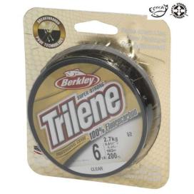 Berkley Trilene 100% Fluorocarbon Číry 25m