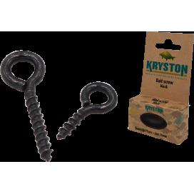 Kryston obratlíky, krúžky - zavŕtavacie držiak 15mm 10ks