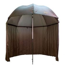 Dáždnik DELPHIN s predĺženou bočnicou 2,5m