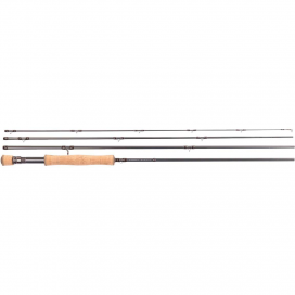 Wychwood Prut Truefly 9,6ft # 7 4pce Fly Rod New
