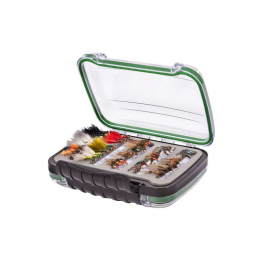 Snowbee Krabička Easy-Vue Waterproof Fly Box - S